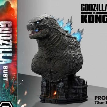 P1 LSGVK-01 Godzilla Bust (Godzilla vs Kong)