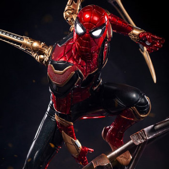 IrS Infinity War Iron Spider-man