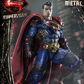 P1 MMDCMT-08 DARK NIGHTS METAL SUPERMAN