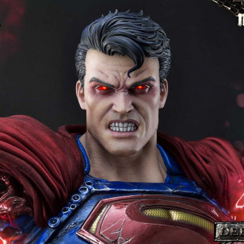 P1 MMDCMT-08DX DARK NIGHT METAL SUPERMAN DX