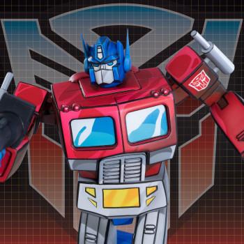 PCS Optimus Prime