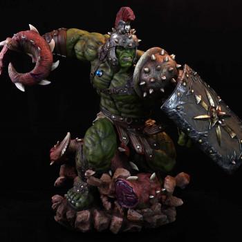 XM Planet Hulk