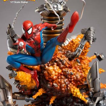 XM Impact Ser Spider-man Ver B