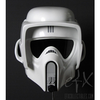 Scout Trooper Helmet Replica