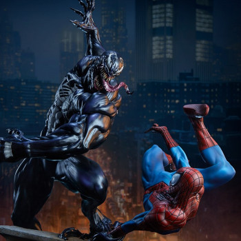 SC Spider-man Vs Venom