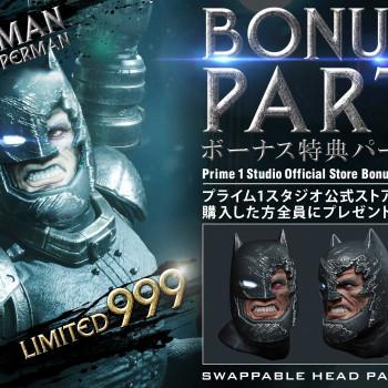 P1 UDMDCDK3-01DXS DKR BATMAN VERSUS SUPERMAN DX BONUS