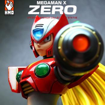 HMO Megaman X Zero (Red)