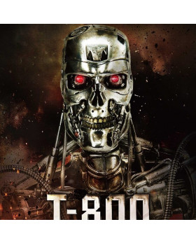 P1 1/2S T-800 Endoskeleton