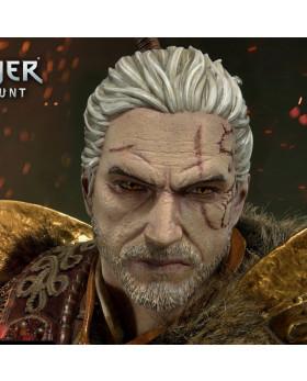 P1 Geralt Skellige Undvik Armor EX