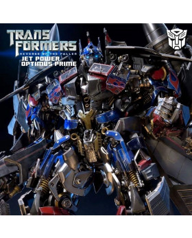 P1 Jetpower Optimus Prime