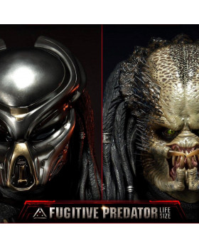 P1 Fugitive Predator Life Size Bust