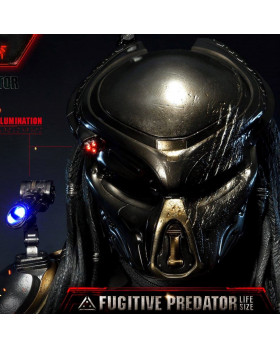 P1 Fugitive Predator Life Size Bust DX