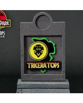 P1 Triceratops EX