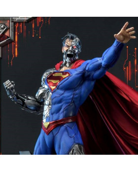 P1 Cyborg Superman