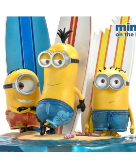 P1 Minions on the Beach
