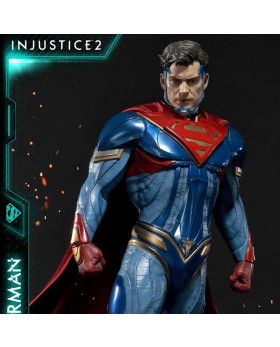 P1 Injustice 2 Superman
