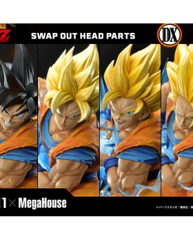 P1 DBz Goku DX
