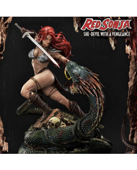 P1 Red Sonja She-Devil with a Vengeance