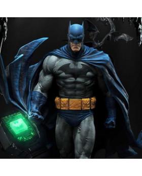P1 Hush Batman Batcave
