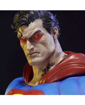 P1 Hush Superman Sculpt Cape