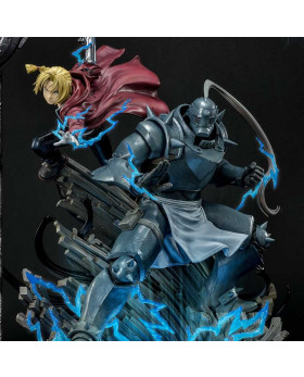 P1 CMFMA-01DX EDWARD AND ALPHONSE ELRIC