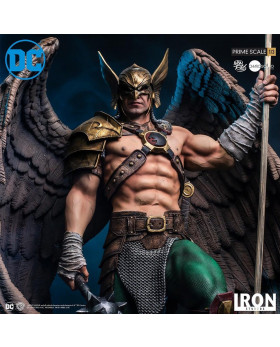 IS Hawkman Closed Wings