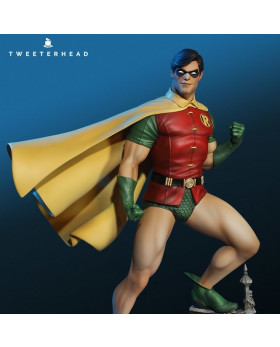 TH Robin Maquette