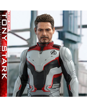 HT Avengers Endgame 1/6th scale Tony Stark (Team Suit)