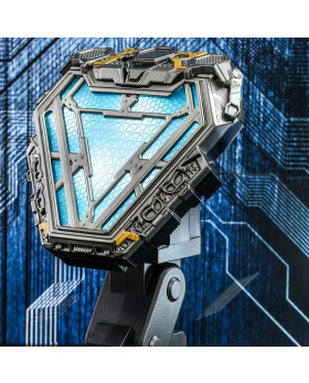HT Avengers: Endgame - Iron Man Mark LXXXV Arc Reactor