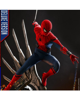 HT 1/4S Spider-Man: Homecoming Spider-Man DX