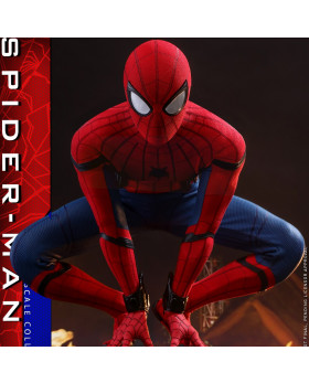 HT 1/4S Spider-Man: Homecoming Spider-Man