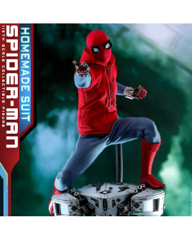 HT 1/6S Far From Home Spider-man (Homemade suit)