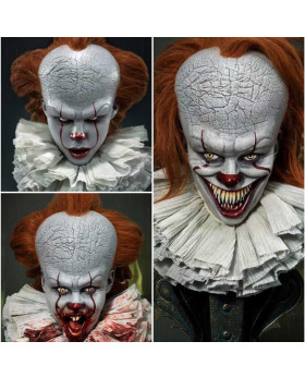 P1 IT Pennywise Bust Set