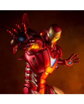 SC Iron Man Extremis Mark II