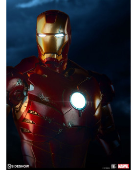 SC Iron Man Mark 3 Maquette