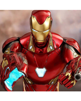 HT 1/6S Infinity War Iron Man Die Cast