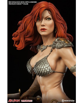 Red Sonja She-Devil with a Sword PF