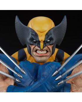SC Wolverine Bust